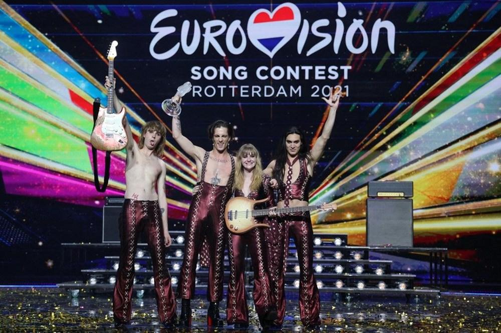 Eurovision 2021 Şarkı Yarışması'nda uyuşturucu krizi - 1