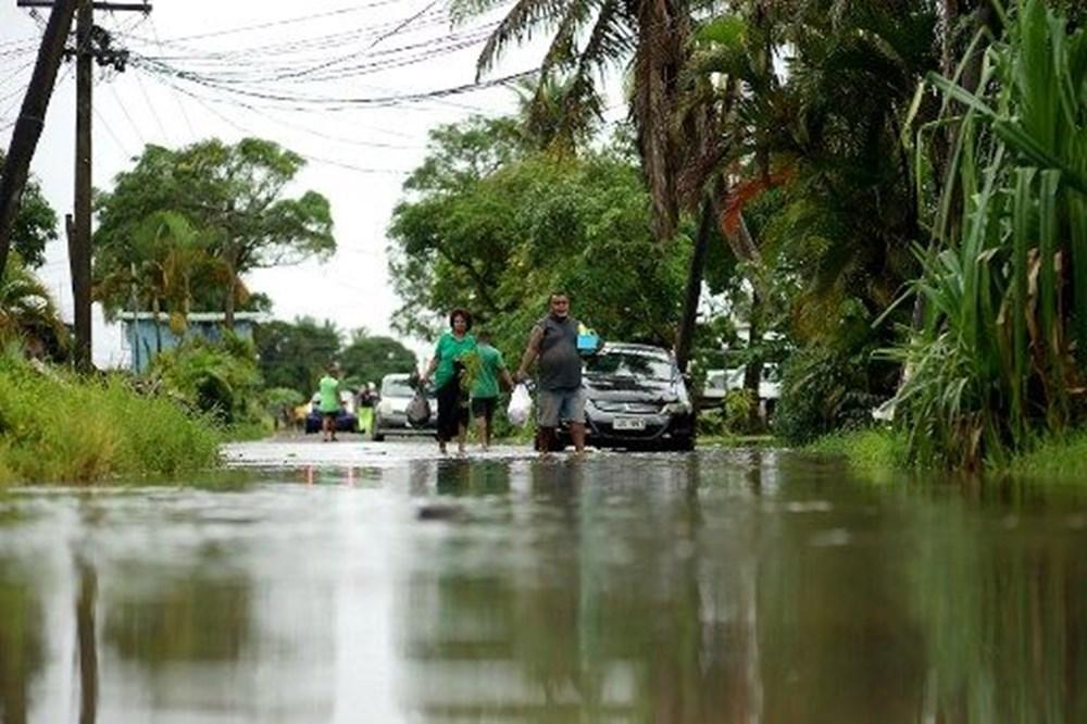 Fiji tufan öncesi doğal afet ilan etti - 1