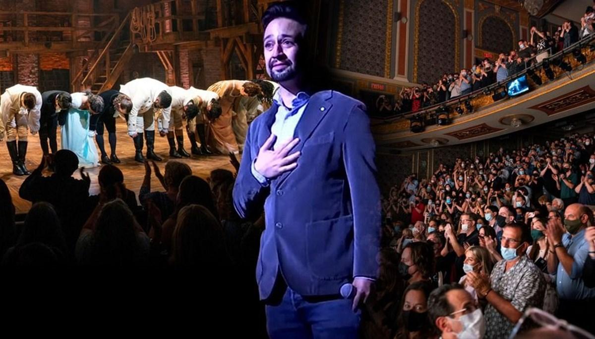1,5 yıldır kapalı olan Broadway Tiyatrosu yeniden perdelerini açtı