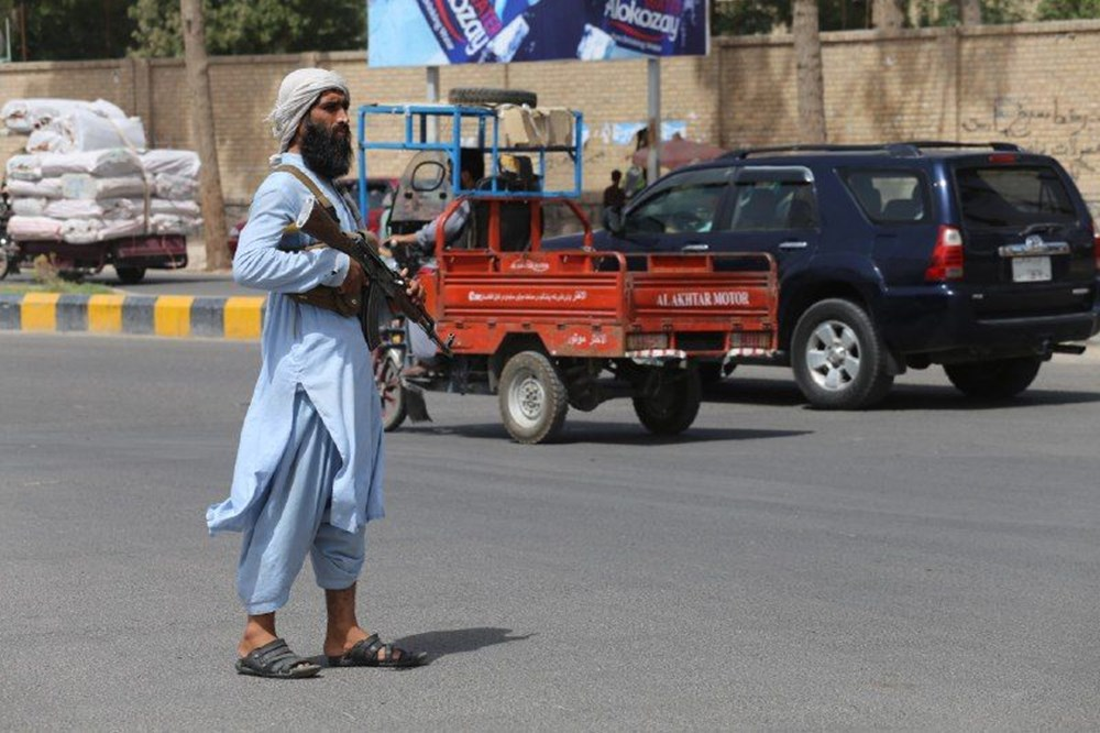 Taliban akan membentuk tentara reguler - 3