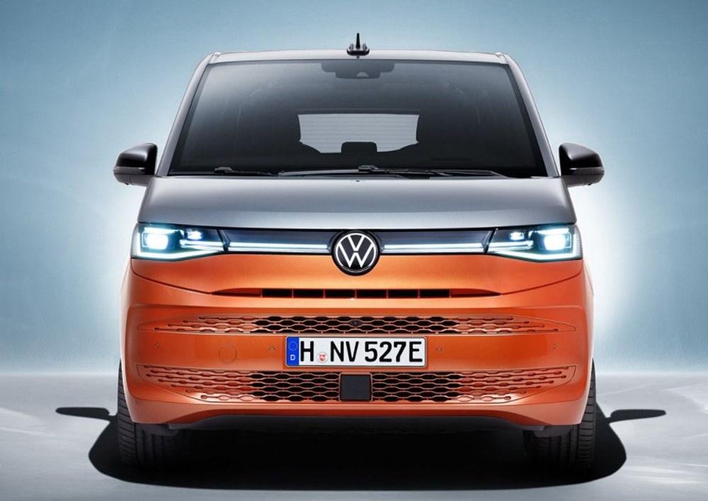 2022 Volkswagen T7 Multivan tanıtıldı - 4