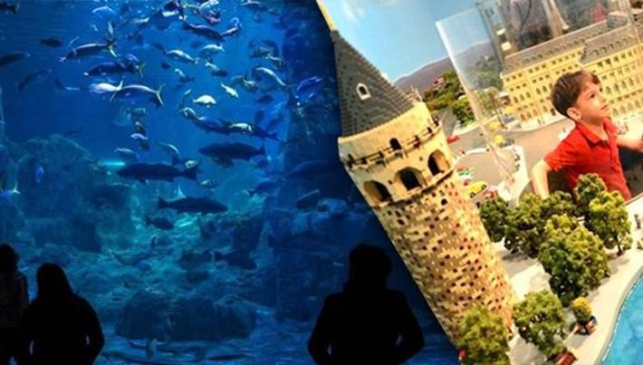 İstanbul'da çocuklar için ara tatilin en eğlenceli adresleri