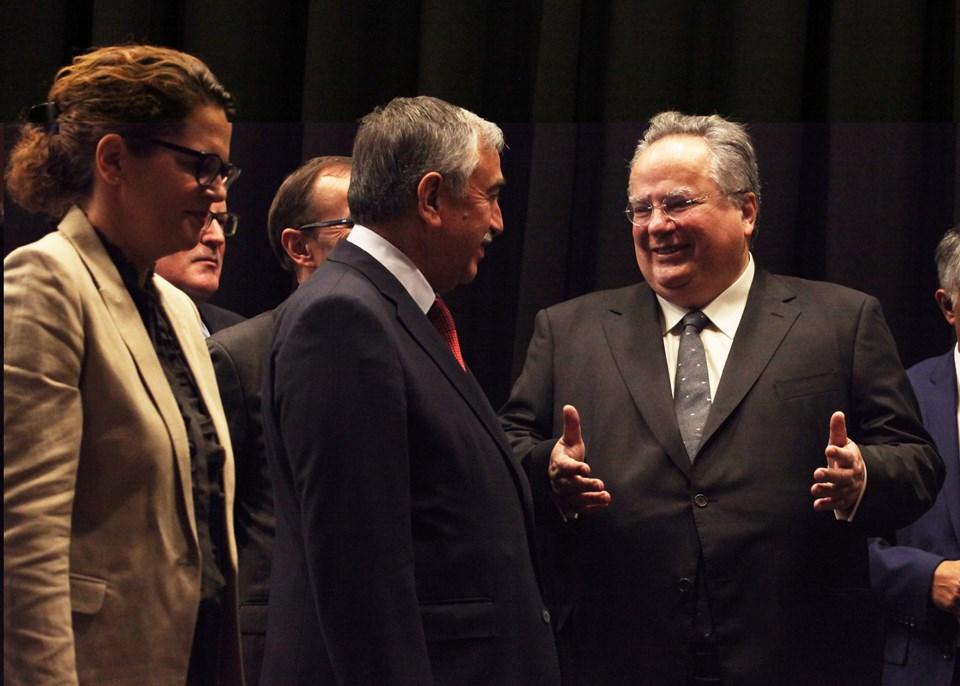 KKTC Cumhurbaşkanı Mustafa Akıncı'nın çabaları Kıbrıs'ta kalıcı çözüm bulunmasına yetmedi.