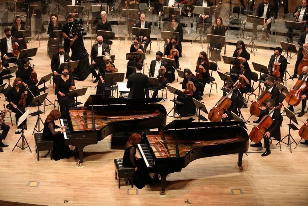 Cumhurbaşkanlığı Senfoni Orkestrası yeni bina açılış konseri - 6