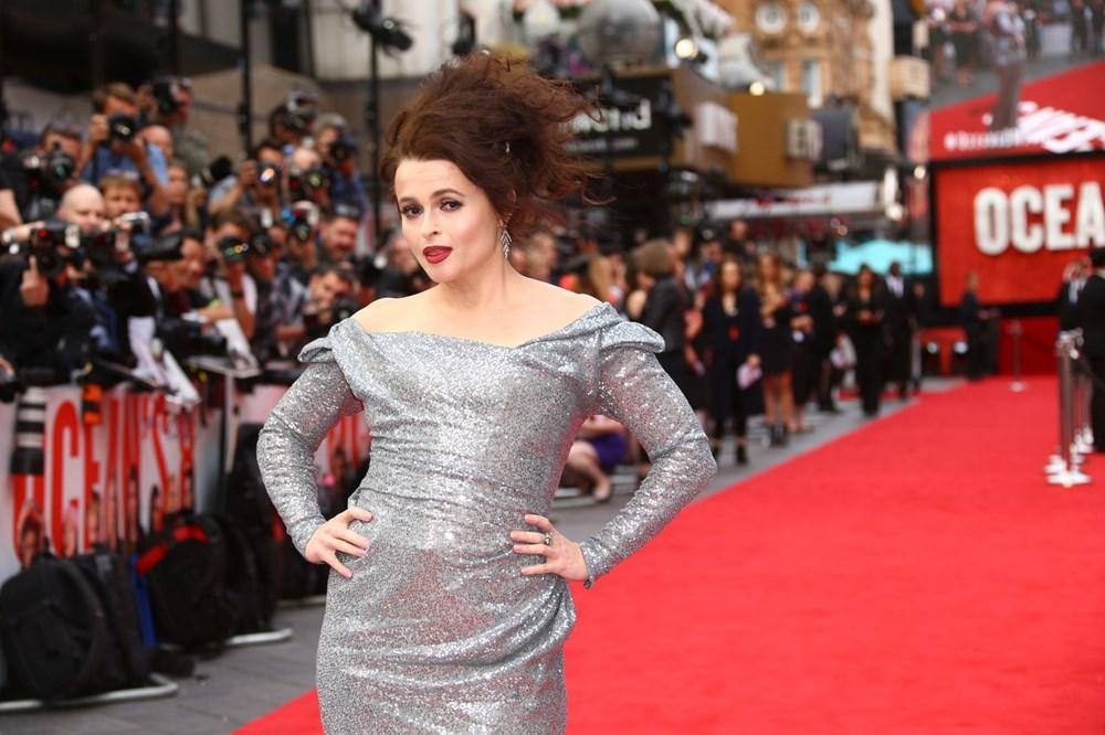 Helena Bonham Carter: Tim Burton evlilik yerine film teklif etti - 6