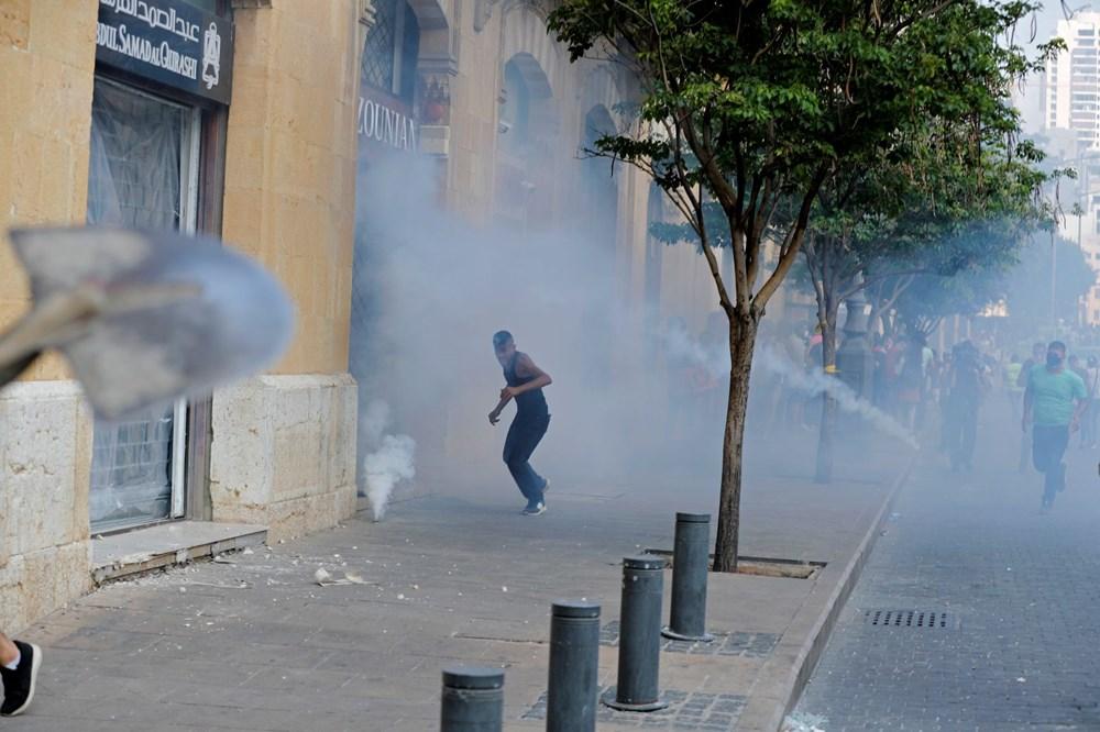 Lübnan'da hükümet karşıtı gösteri (Lübnan Başbakanı'ndan erken seçim açıklaması) - 3