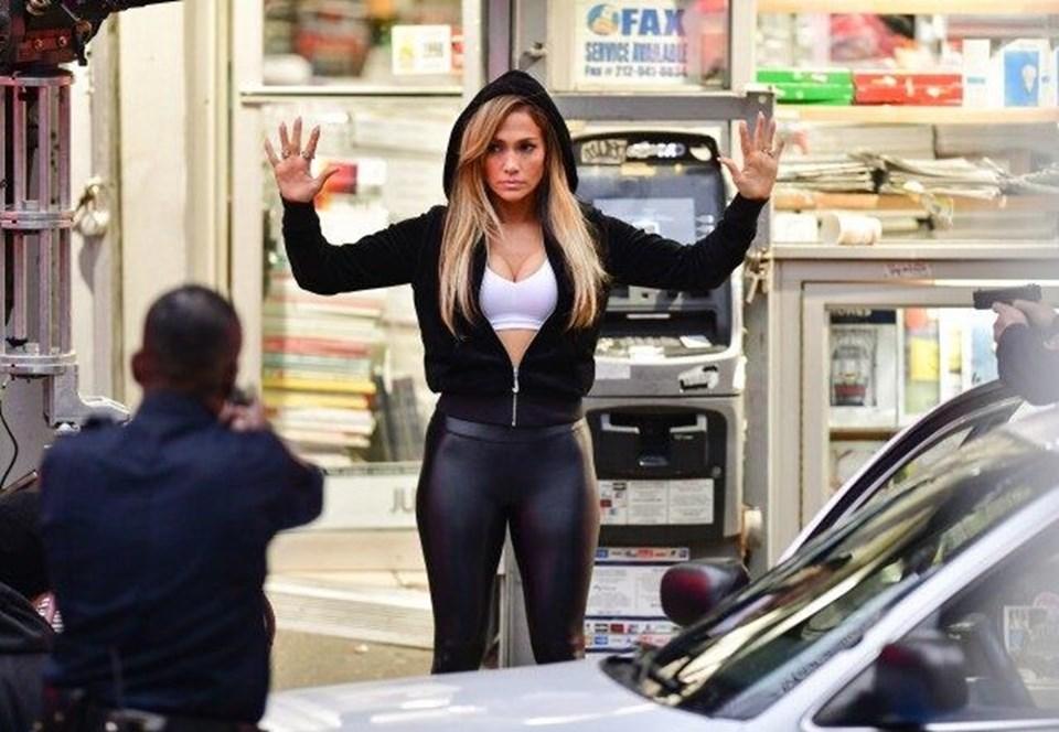 Jennifer Lopez son olarak Hustlers (2019) filmindeRamona karakterine hayat verdi