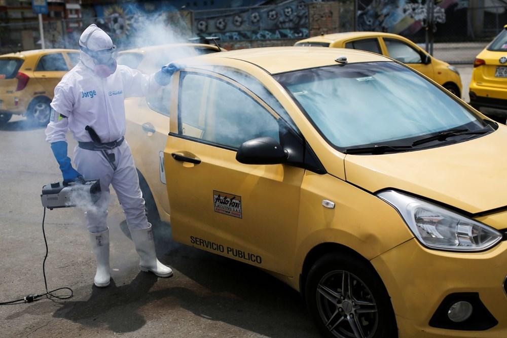 Corona virüste son durum: ABD salgının merkezi olmaya devam ediyor - 8