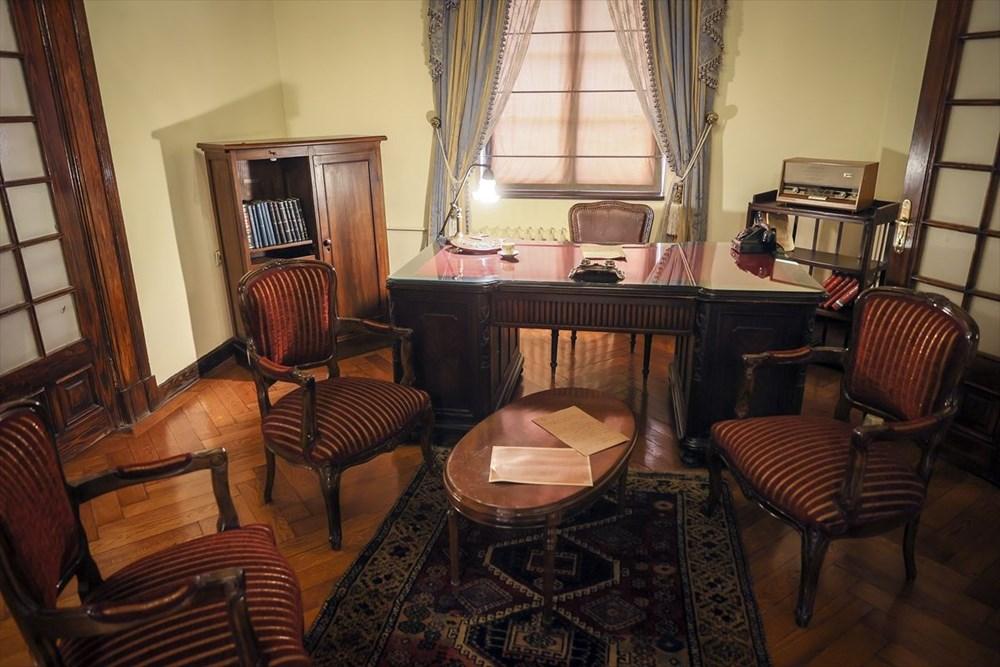 Yakın tarihin tanığı Cumhuriyet Müzesi 40 yıldır tarihseverleri ağırlıyor - 13
