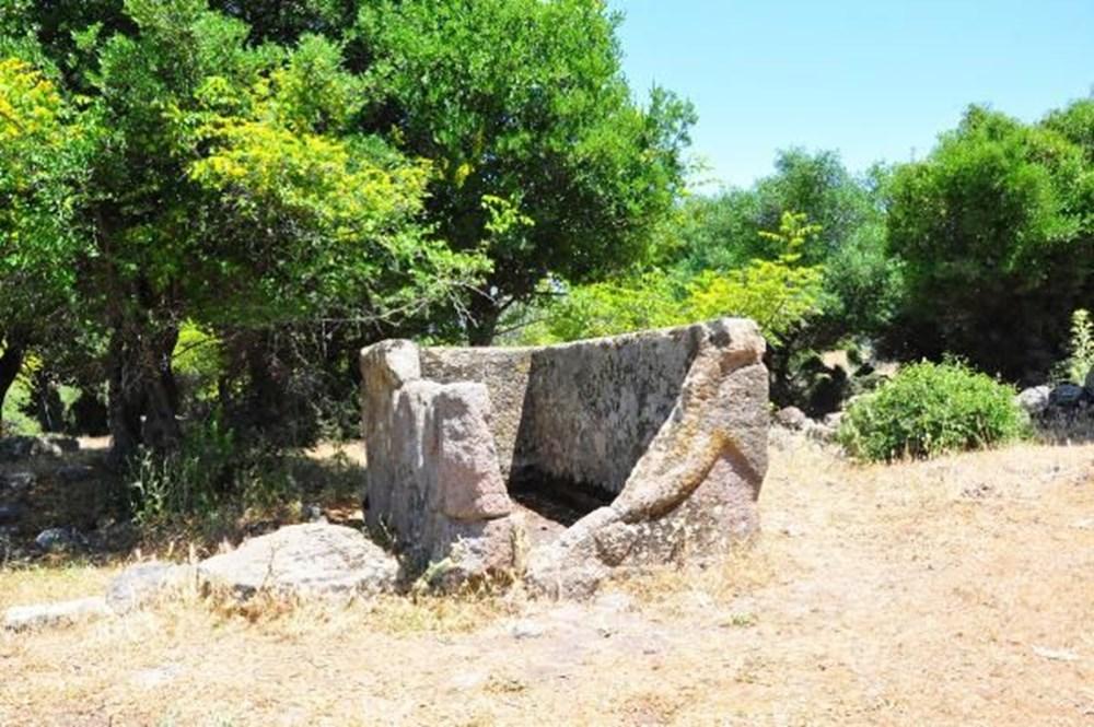 Aigai Antik Kenti'nde 3 bin mezar: Ortalama yaşam 40-45 yıl - 6