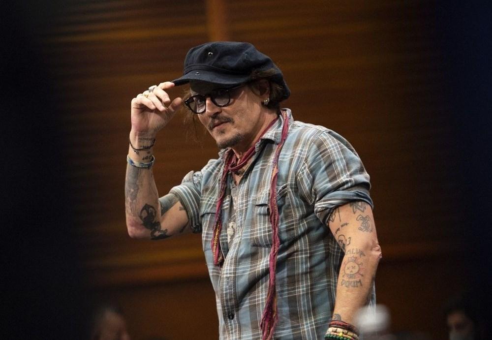 Johnny Depp: Jack Sparrow'un ruhunu canlı tutacağım - 1