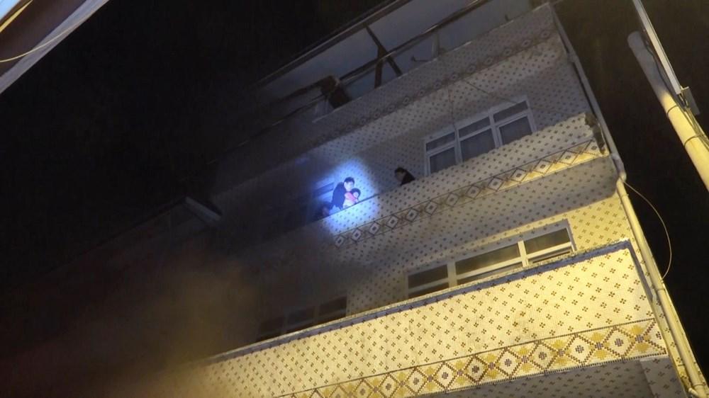 Yangında can pazarı: Çocuklarım binada kaldı - 14