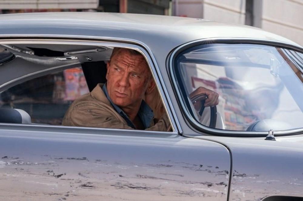 James Bond serisinin 25. filmi No Time To Die dijital platformda yayınlanabilir - 4