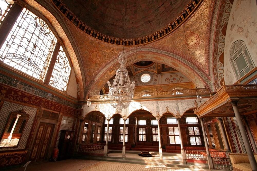 Dünyanın en görkemli müzelerinden birisi: Topkapı Sarayı - 11