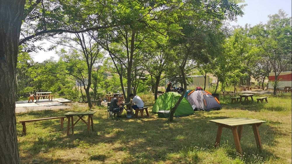 İstanbul çevresindeki en iyi kamp alanları - 17