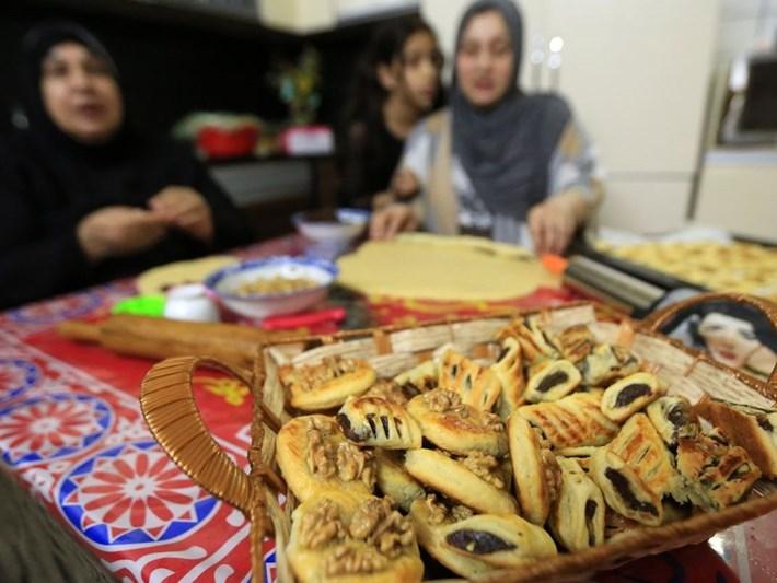 Irak'ta bayramın vazgeçilmez tadı kileçe