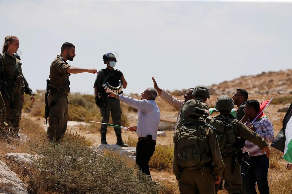 Intervensi Keras dari Tentara Israel ke Palestina - 6