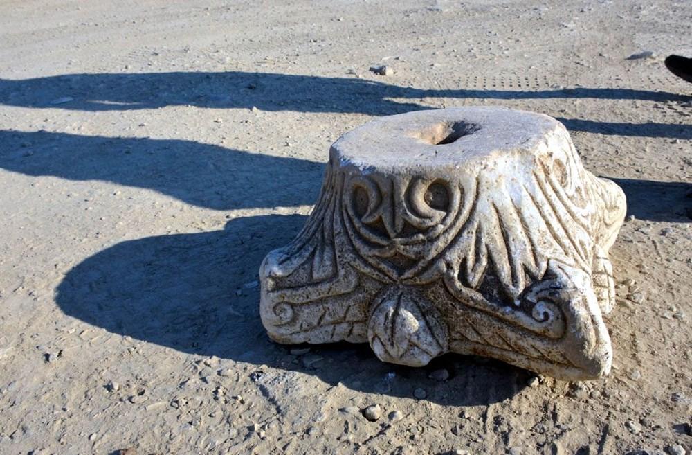 Deniz kenarında tarihi eser bulundu - 3