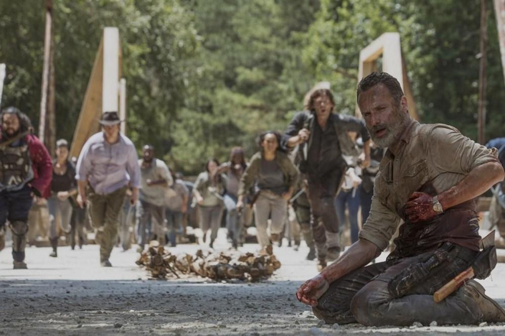Ölen Walking Dead dublörü için 8 milyon dolarlık tazminat iptal - 4