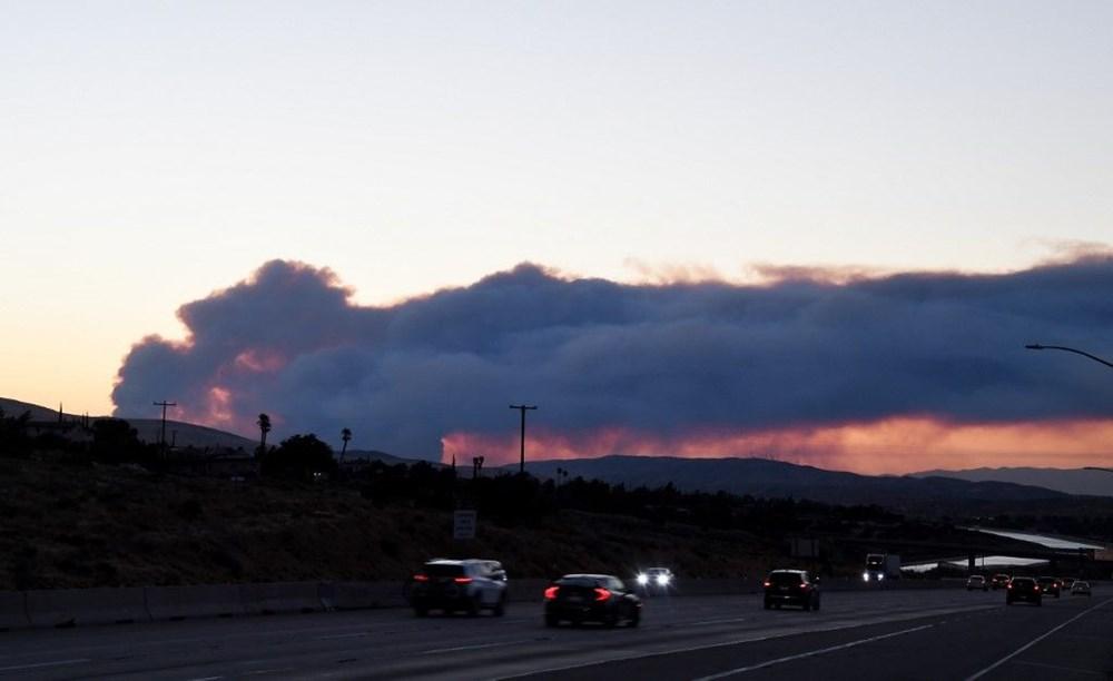 ABD'de 40 bin dönümlük yangın - 5