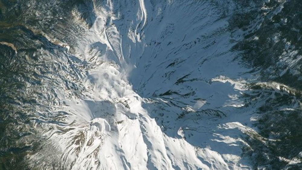 NASA Ankara'dan fotoğraf paylaştı (Astronotların gözünden gezegenimiz) - 37
