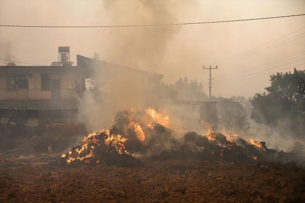Antalya Manavgat'ta felaketin boyutu gün ağarınca ortaya çıktı - 4