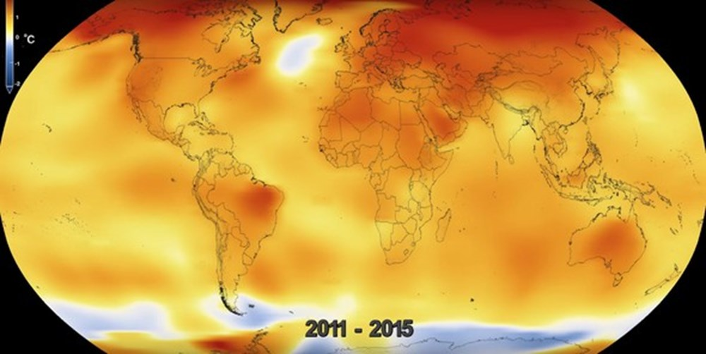 Dünya 'ölümcül' zirveye yaklaşıyor (Bilim insanları tarih verdi) - 141