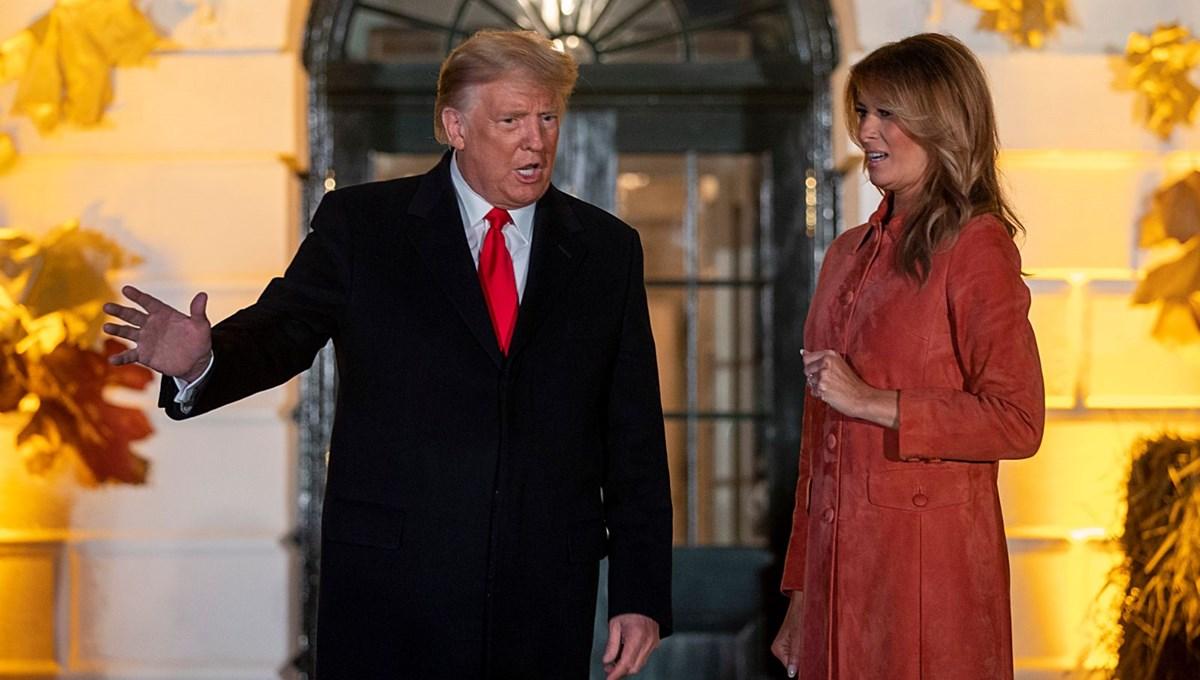 Eski Beyaz Saray çalışanı: Donald Trump ve Melania Trump'ın çok tuhaf bir evliliği var