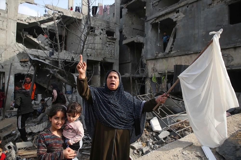 Ateşkesin ardından Gazze - 12