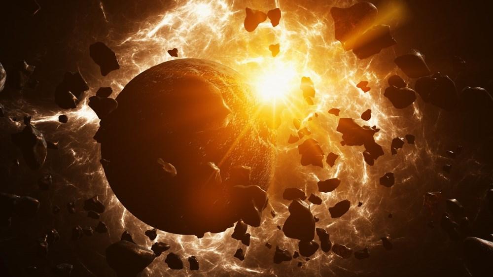 NASA'dan Dünya'ya çarpacağı duyurulan dev Apophis gök taşına ilişkin kritik açıklama - 9