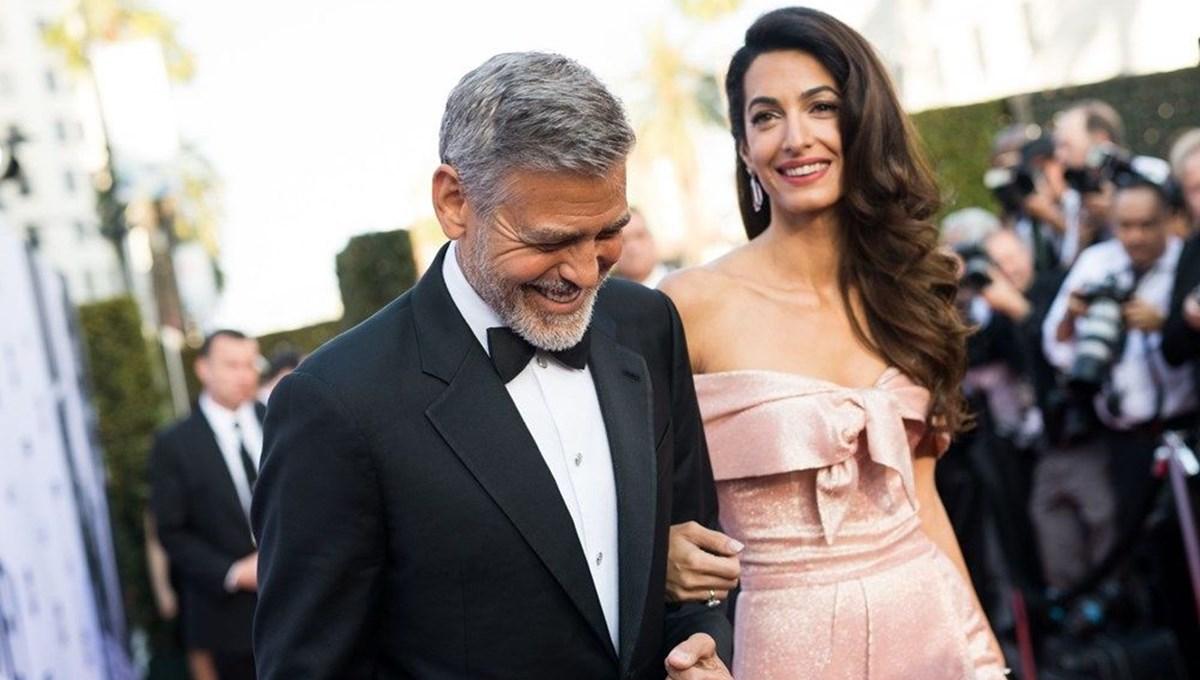 George Clooney eşine Batman ve Robin'i yasakladı: Bana biraz saygı duymasını istiyorum