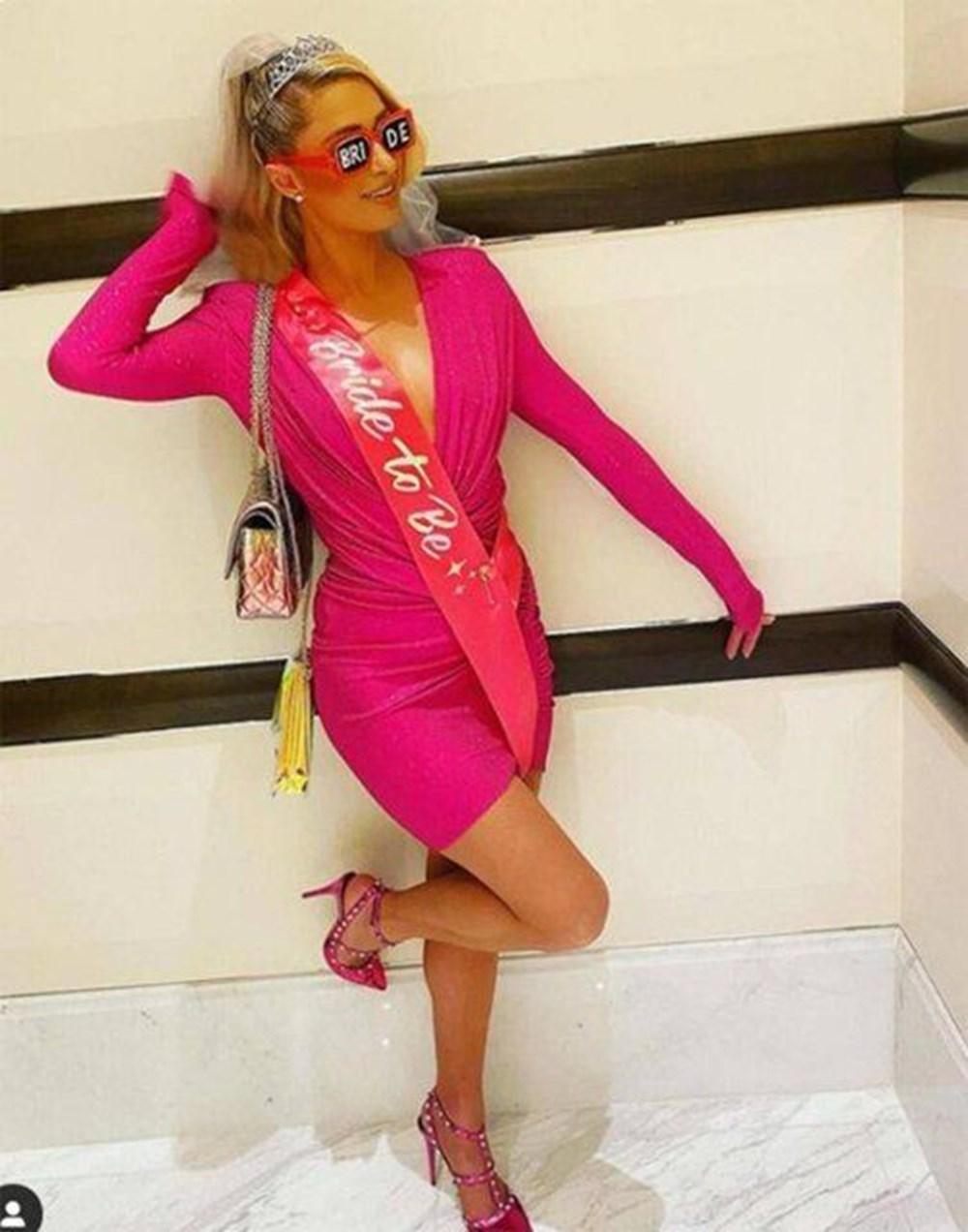 Paris Hilton düğün öncesi bir haftadır bekarlığa veda ediyor - 3