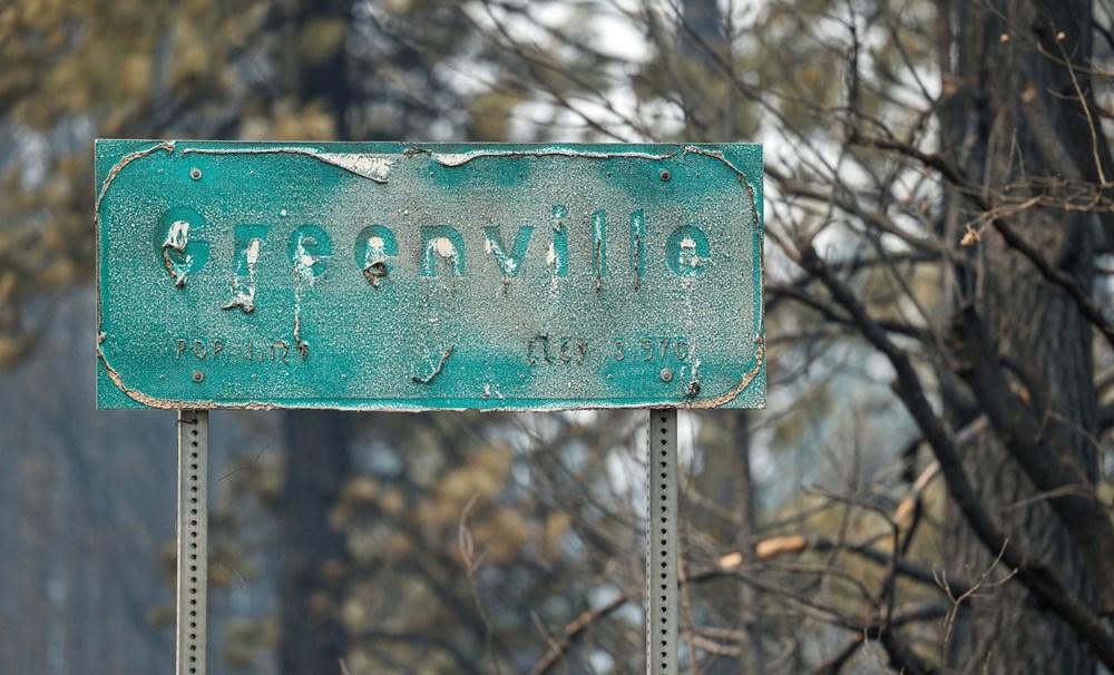 ABD'nin Kaliforniya eyaletinde orman yangınlarıyla mücadele büyüyor: 50 binden fazla evin elektriği kesildi - 7