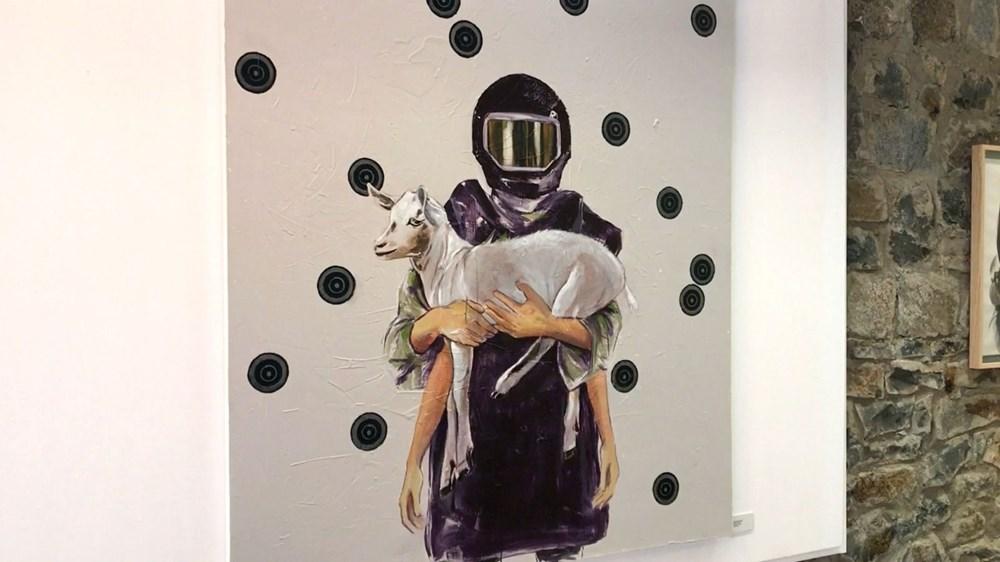Baksı Müzesi'nde maske sergisi - 8