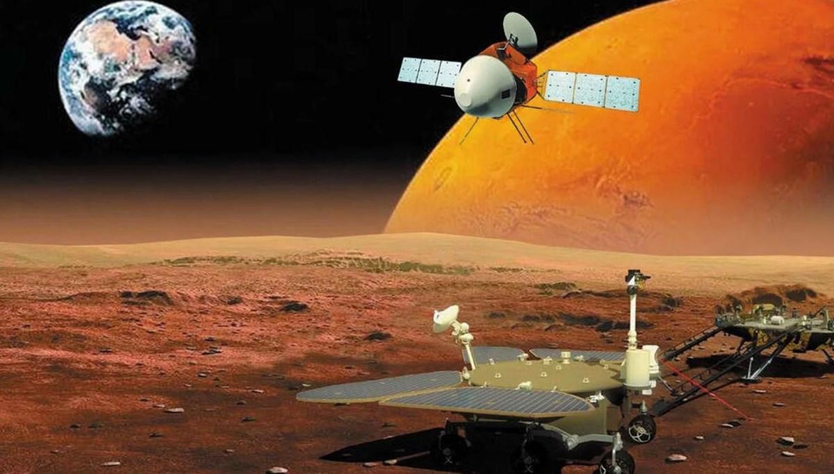 Mars keşif misyonu için geri sayım (Tekno Hayat)
