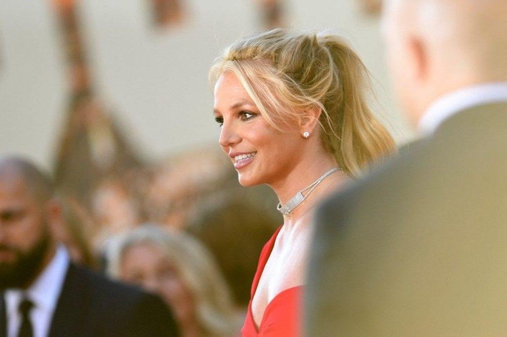 Britney Spears: Hayallerim öldü - 3