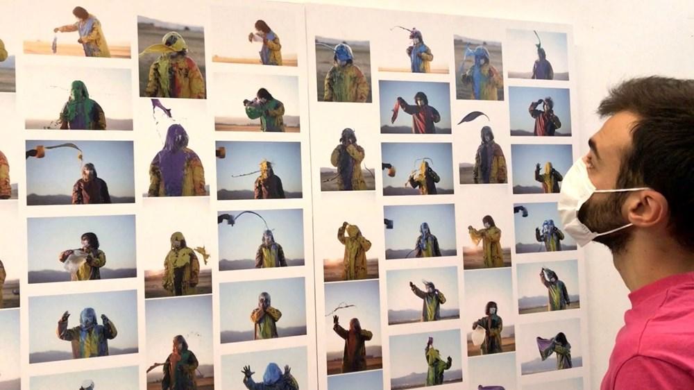 Baksı Müzesi'nde maske sergisi - 3