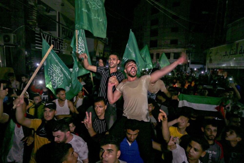 """Gazze ve Batı Şeria'da """"ateşkes"""" sevinci - 7"""