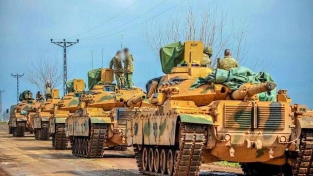 Dijital birliğin robot askeri Barkan göreve hazırlanıyor (Türkiye'nin yeni nesil yerli silahları) - 61