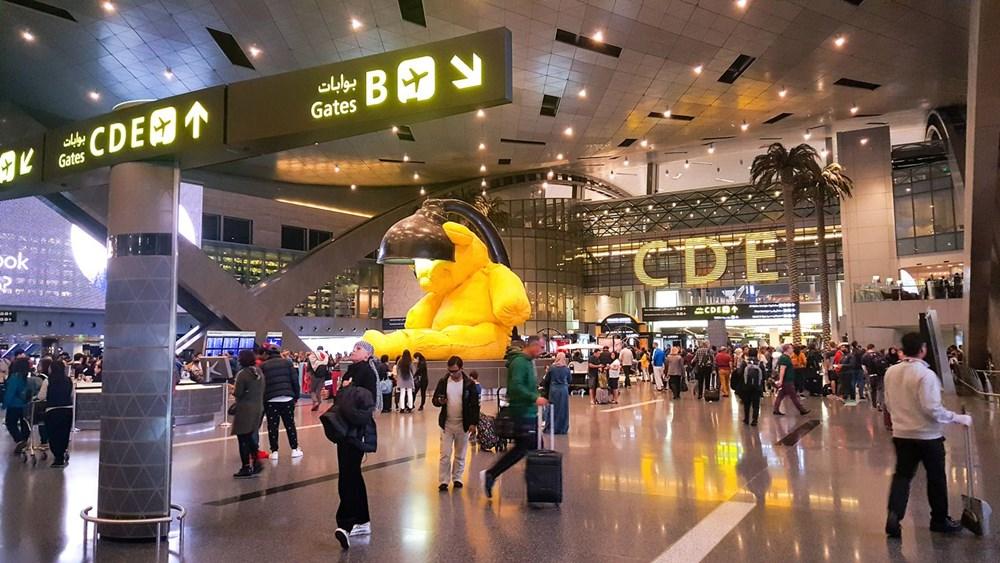 Dünyanın en iyi havalimanları: İstanbul Havalimanı 85 sıra yükseldi, en gelişmiş havalimanı seçildi - 1