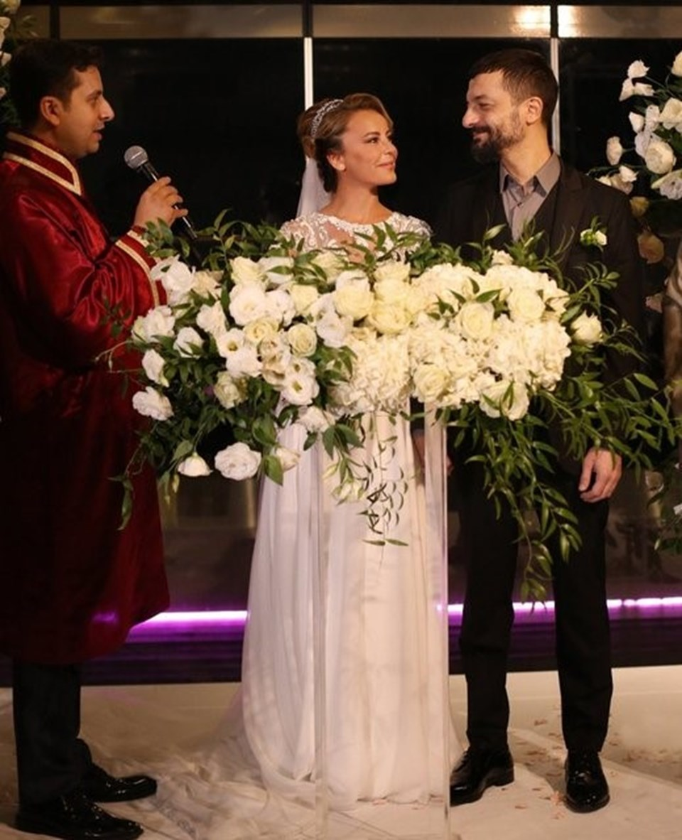 Vildan Atasever ile Mehmet Erdem evlendi - Magazin Haberleri   NTV