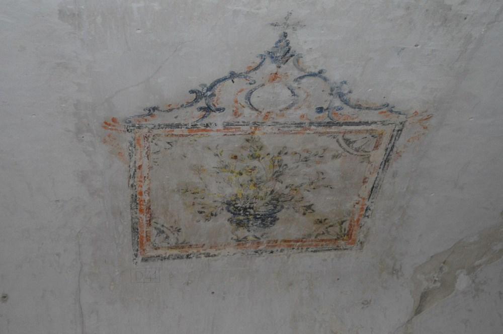 Tarihi camideki restorasyonda Osmanlı motifleri ortaya çıktı - 9
