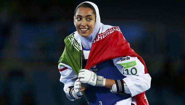 İranlı sporcu ülkesini terk etti