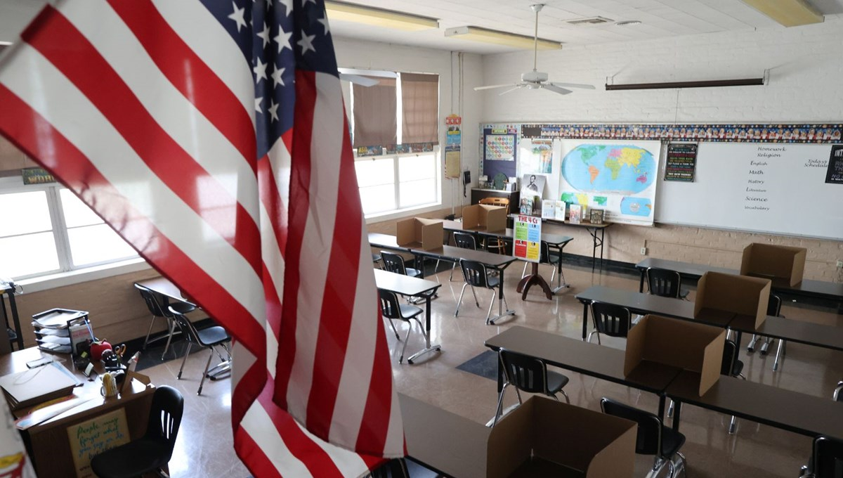 ABD'de aynı okul bölgesindeki 800 çocuk Covid-19 şüphesiyle karantinaya alındı