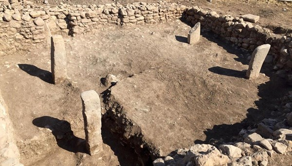 Mardin'de 11 bin yıllık tapınak bulundu