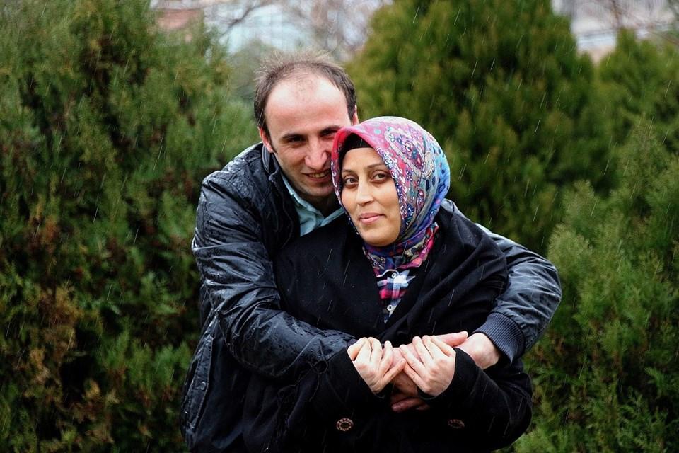 Recep, Arzu Aygün çifti