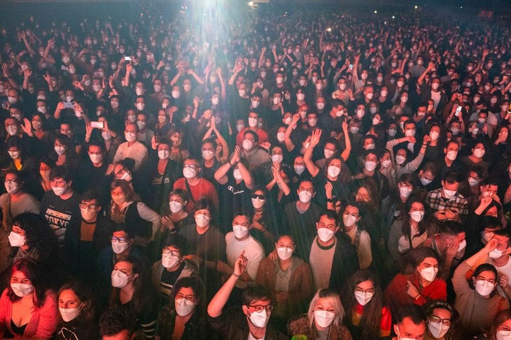 Barcelona'da yapılan 5 bin kişilik konser deneyi sonuçlandı - 6