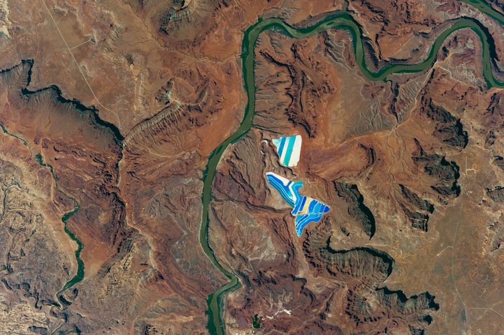 NASA'nın yarışmasını Van Gölü kazandı - 32