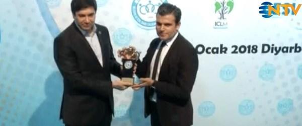 BEM-BİR-SEN'den NTV'ye ödül
