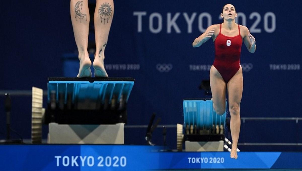 Tokyo Olimpiyatları'nda beklenmedik atlayış